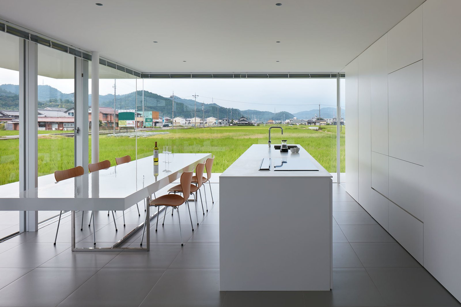 Photo 6 of 12 in F Residence by Shinichi Ogawa & Associates