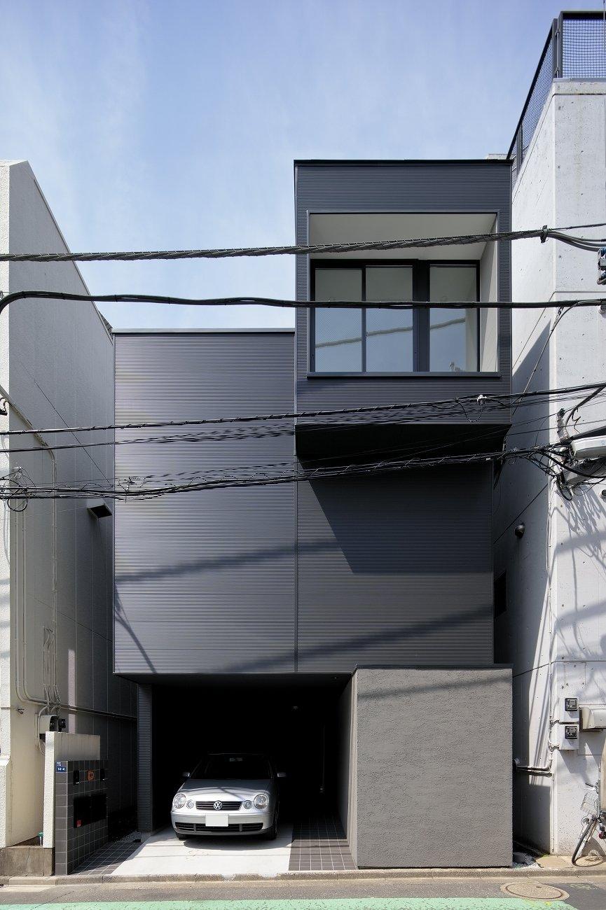 Photo 3 of 7 in House in Higashiazabu by PANDA