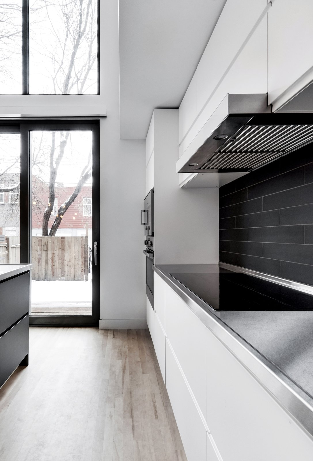 Photo 5 of 10 in Residence SAINT-ANDRÉ by APPAREIL architecture