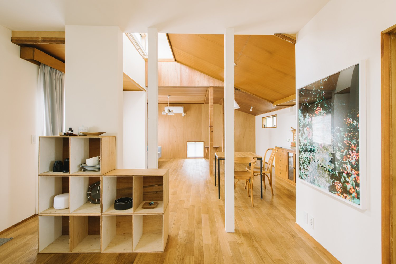 Photo 6 of 7 in House in Ogikubo by SNARK