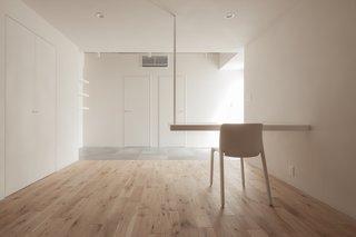Shibuya Apartment 201 by Hiroyuki Ogawa Architects