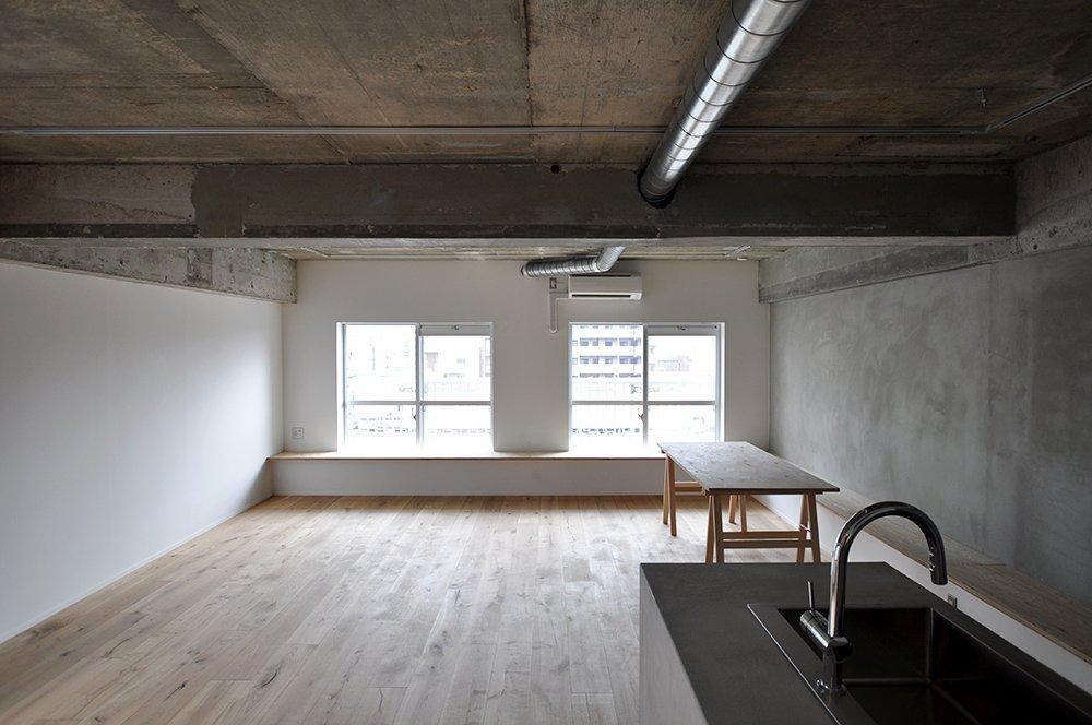 Photo 5 of 5 in House in Edobori by Yasunari Tsukada Design
