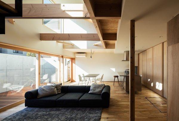 S-House by Coil Kazuteru Matumura Architects