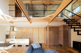 S-House by Coil Kazuteru Matumura Architects - Photo 11 of 20 -