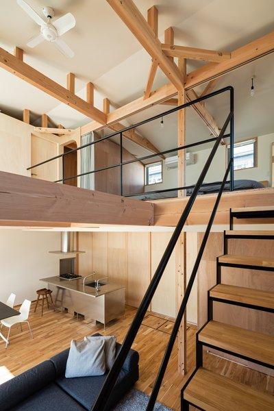 S-House by Coil Kazuteru Matumura Architects - Photo 5 of 20 -