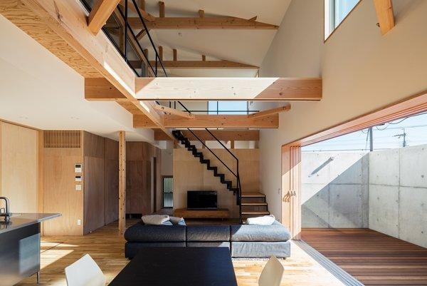 S-House by Coil Kazuteru Matumura Architects - Photo 7 of 20 -