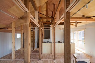 House Between Pillars by Camp Design Inc - Photo 7 of 14 -