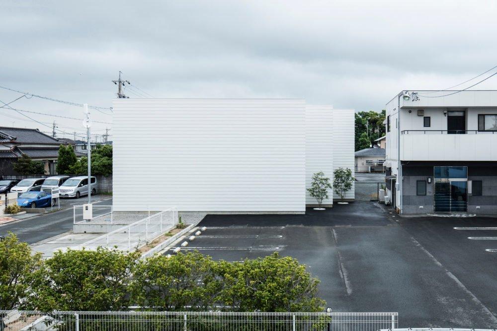 3 Walls in Fukuroi