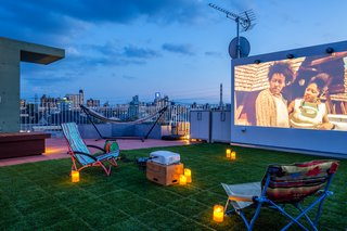 How to Create a Modern Outdoor Oasis to Enjoy Year-Round - Photo 5 of 8 - Rooftop