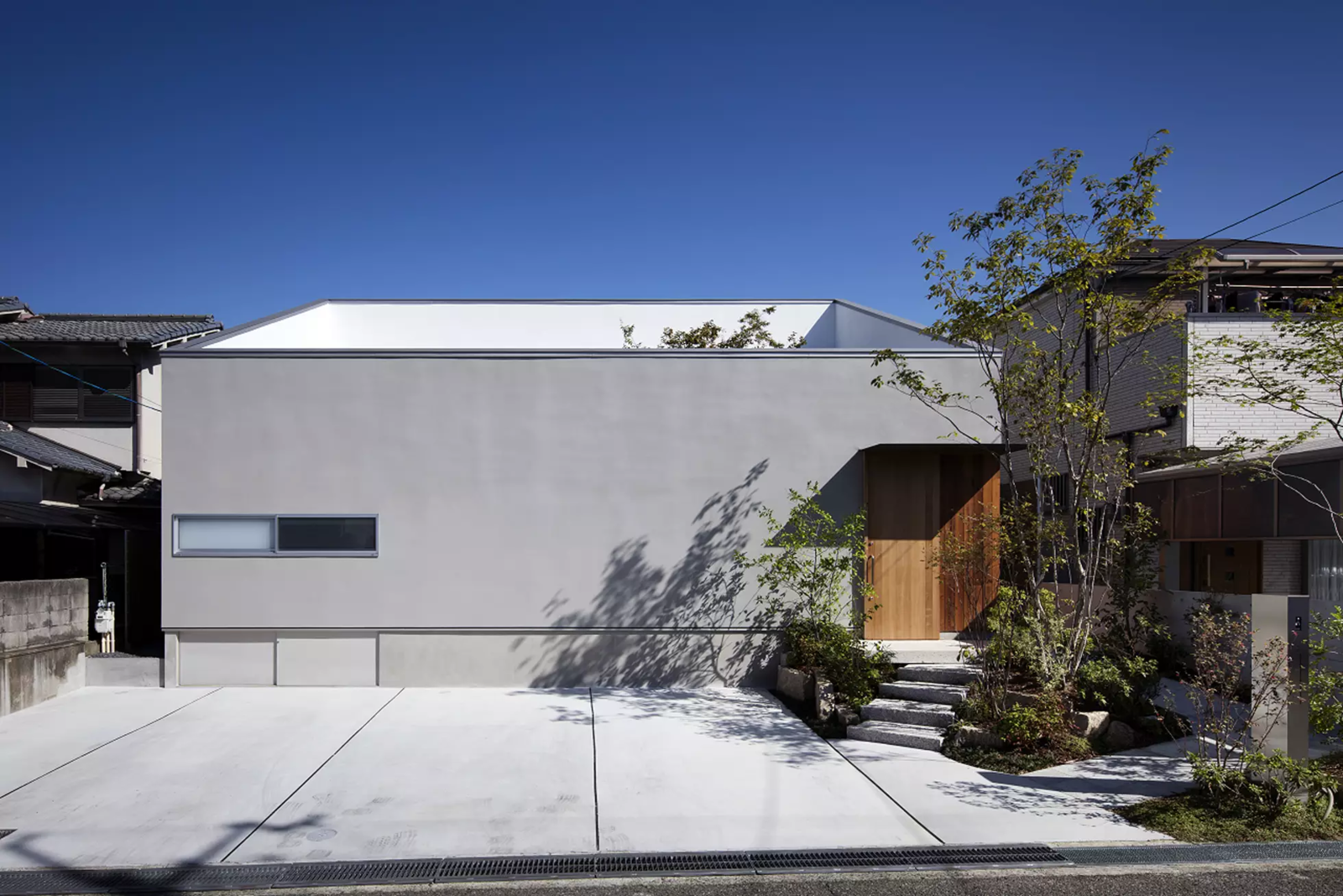Outdoor and Front Yard  House in Mihara