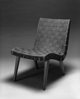 660 Line Lounge Chair by Jens Risom, c. 1942. Image from the Knoll Archive.