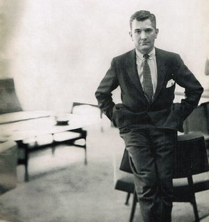 A young Jens Risom, c. 1939. Image courtesy of Jens Risom.