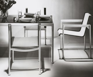The Leisure Collection by Richard Schultz, 1966. Image from the Knoll Archive.