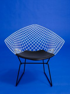 Knoll Inspiration: Reintroducing the Bertoia Two-Tone