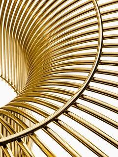 Knoll Inspiration: Introducing Platner Gold