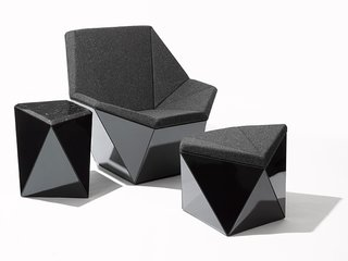Prism™ Washington Collection by David Adjaye, 2015. Photograph by Knoll.