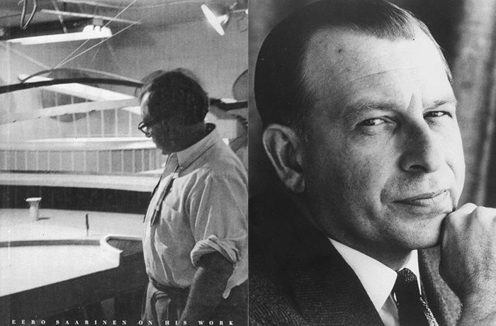 Eero Saarinen on His Work by Aline Saarinen & Eero Saarinen, 1962  Photo 2 of 7 in Recommended Reading: Books by Knoll Designers