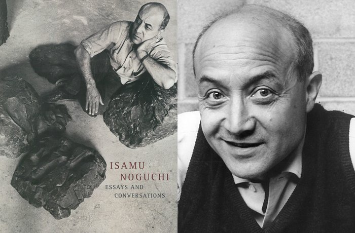 Essays and Conversations by Isamu Noguchi, 1994  Photo 5 of 7 in Recommended Reading: Books by Knoll Designers