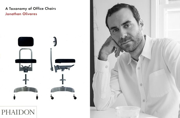 A Taxonomy of Office Chairs by Jonathan Olivares, 2011  Photo 6 of 7 in Recommended Reading: Books by Knoll Designers