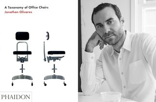 A Taxonomy of Office Chairs by Jonathan Olivares, 2011
