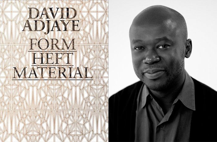 Form, Heft, Material by David Adjaye, 2015  Photo 7 of 7 in Recommended Reading: Books by Knoll Designers