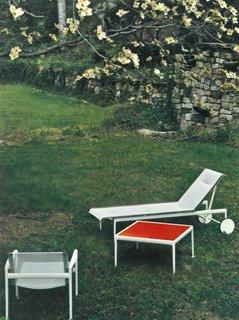 Richard Schultz's Leisure Collection near Stamford, Connecticut, 1973.
