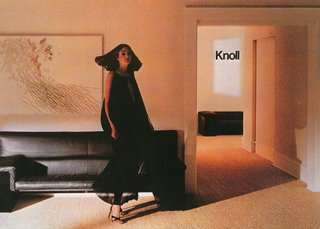 Photograph by Jacques Primois from the Knoll Archive.