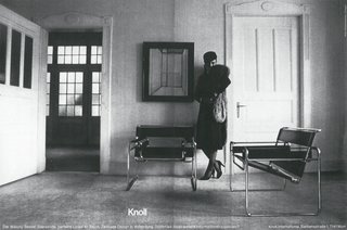 Photograph by Richard Schenkirz from the Knoll Archive.