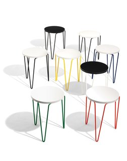 Introducing the Hairpin™ Stacking Table