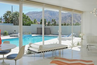 You Can Now Buy One of Palm Springs's Most Historic Homes For $839K - Photo 5 of 6 - The home features terrazzo flooring.