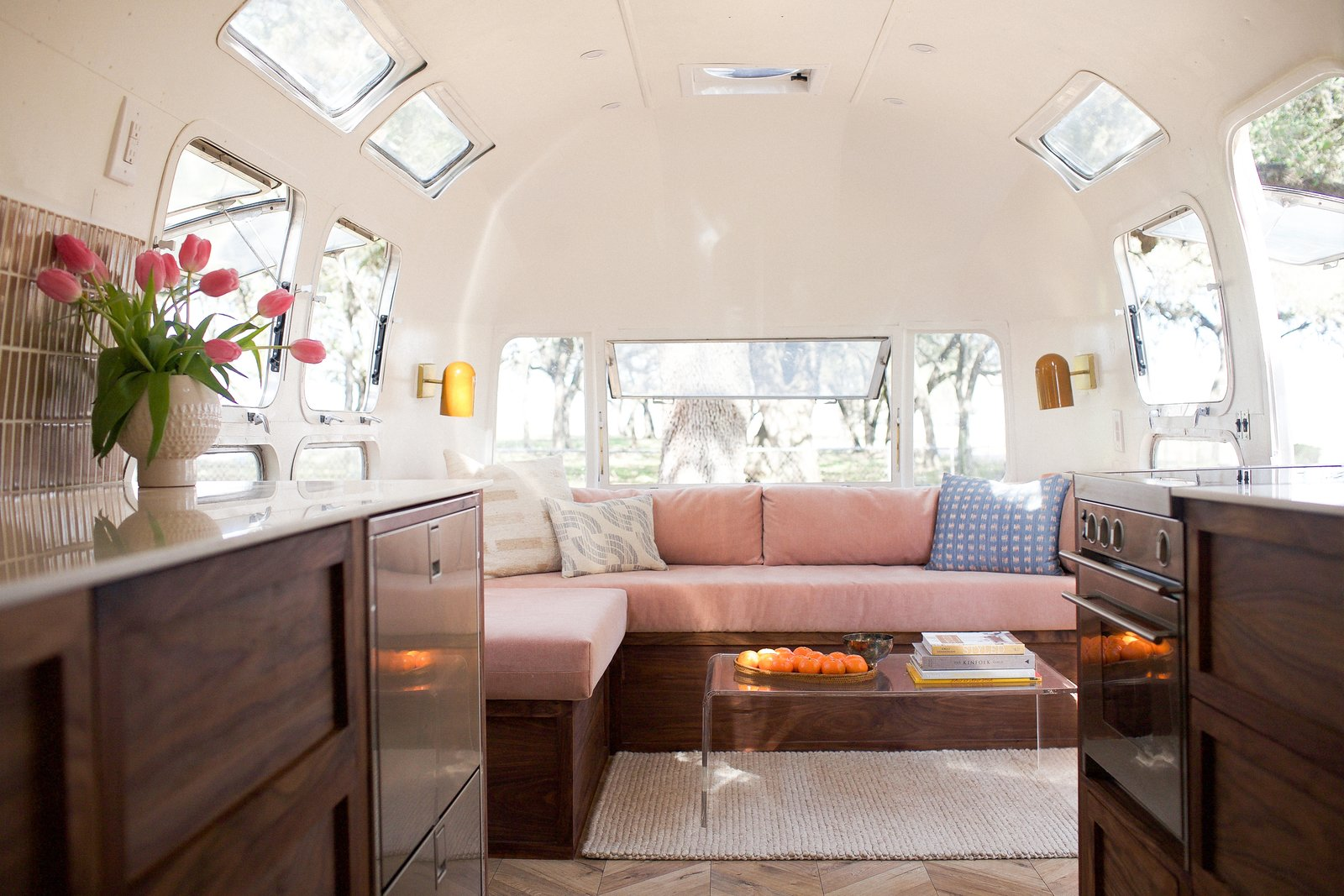 This Chic Camper Will Make You Want to Be an Airstream Dweller - Dwell