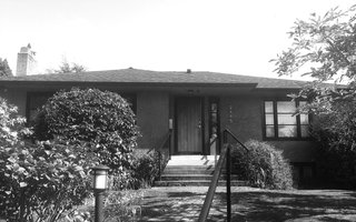 Here is a glimpse of what the house looked like before the remodel.