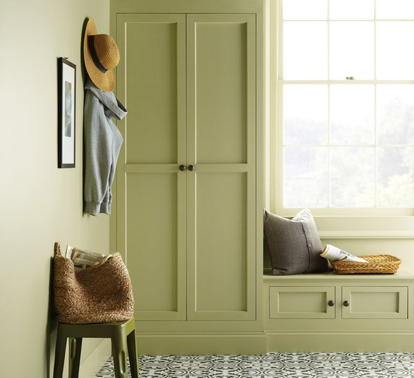 Two Experts Weigh in on the Best Way to Use Behr's Color of the Year in Your Kitchen or Bathroom