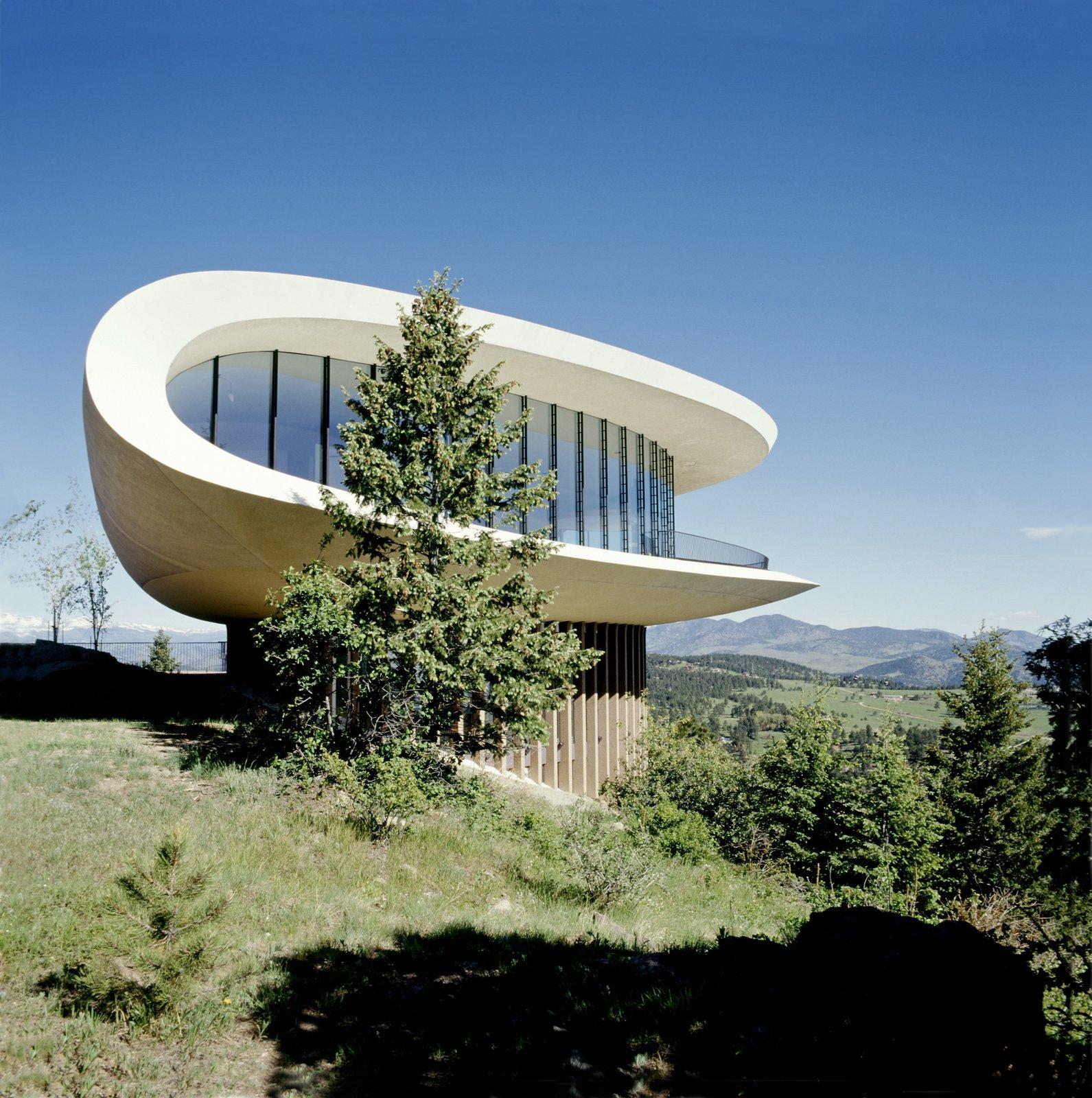 photo 5 of 11 in a new book celebrates modernism with futuristic