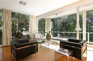 An Amazing Tree-Covered Glass House For Sale in the Berkeley Hills - Photo 6 of 20 -