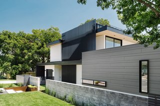 This Hip Austin Home Is Strategically Connected to its Vibrant Neighborhood - Photo 2 of 4 -