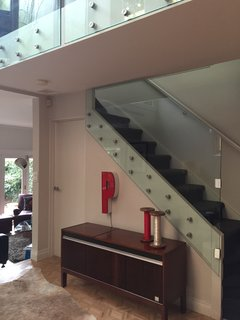 Before: the staircase