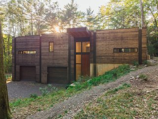 A Couple's Scenic Getaway Built For Creating and Tinkering in New