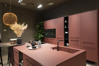 Solid Surface, Reimagined—Irresistibly Matte Hues Meet New Age Function