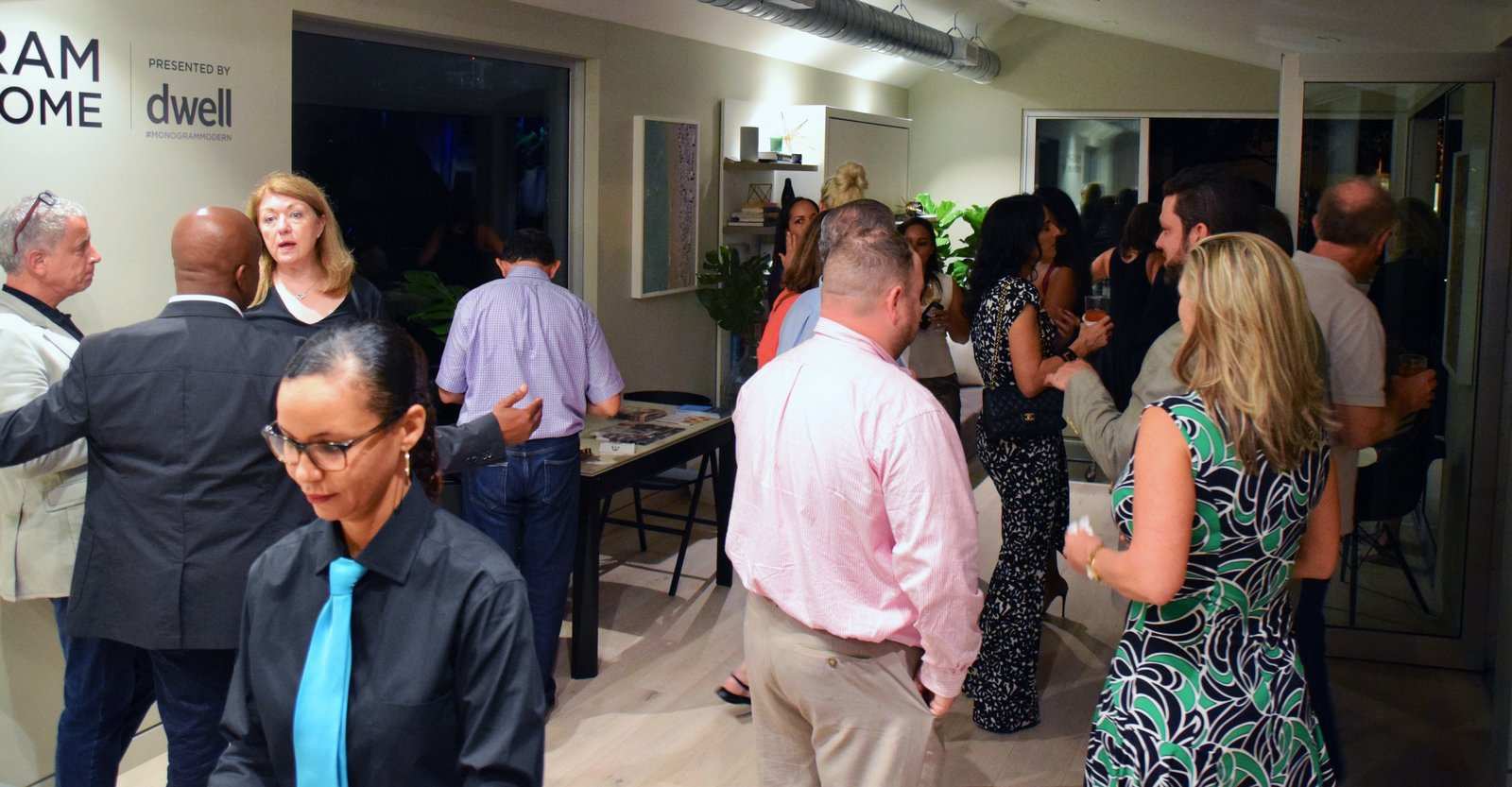 Photo 7 of 8 in Monogram Modern Home Lands at Miami Design Week
