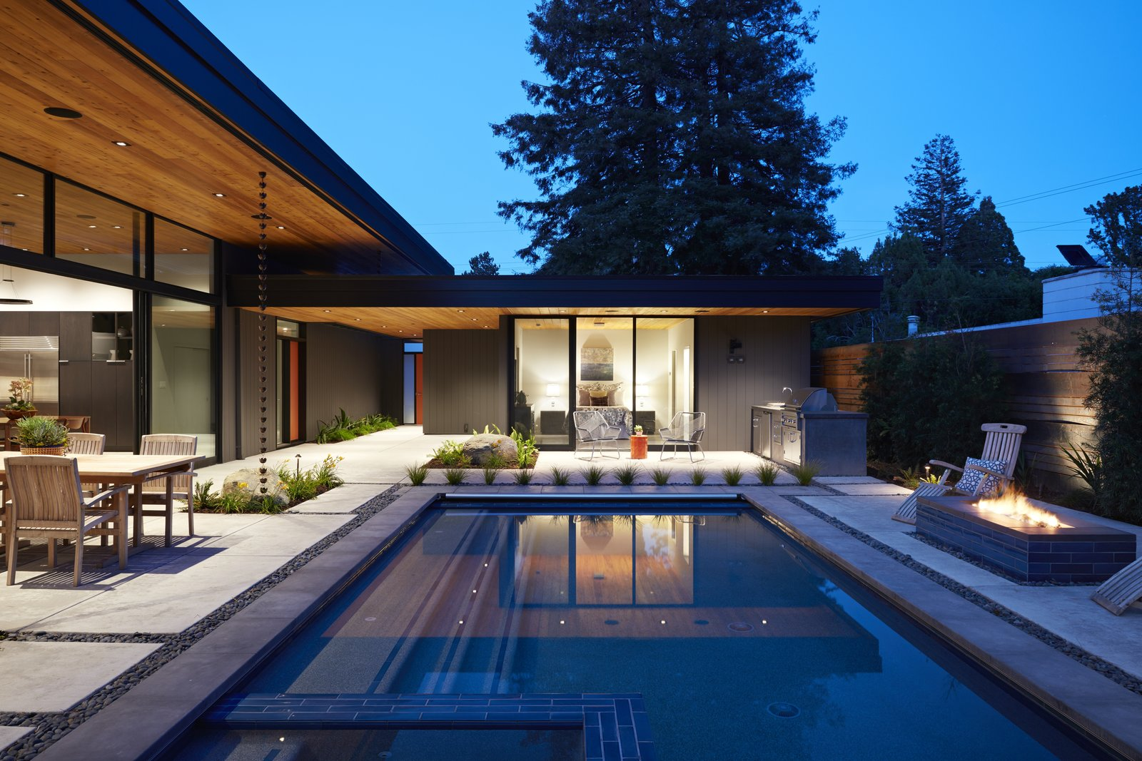 Exterior, House Building Type, and Mid-Century Building Type  Klopf Architecture