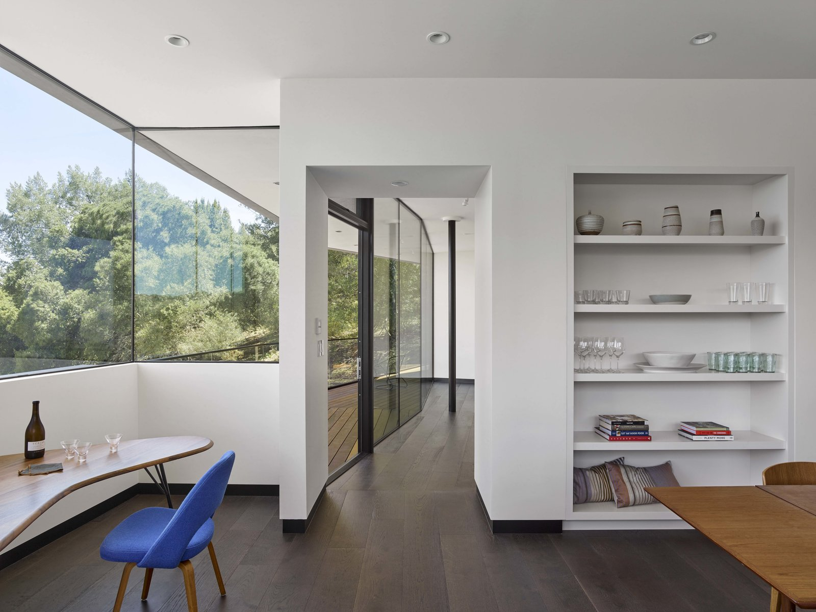 Kitchen  Box on the Rock by Schwartz and Architecture