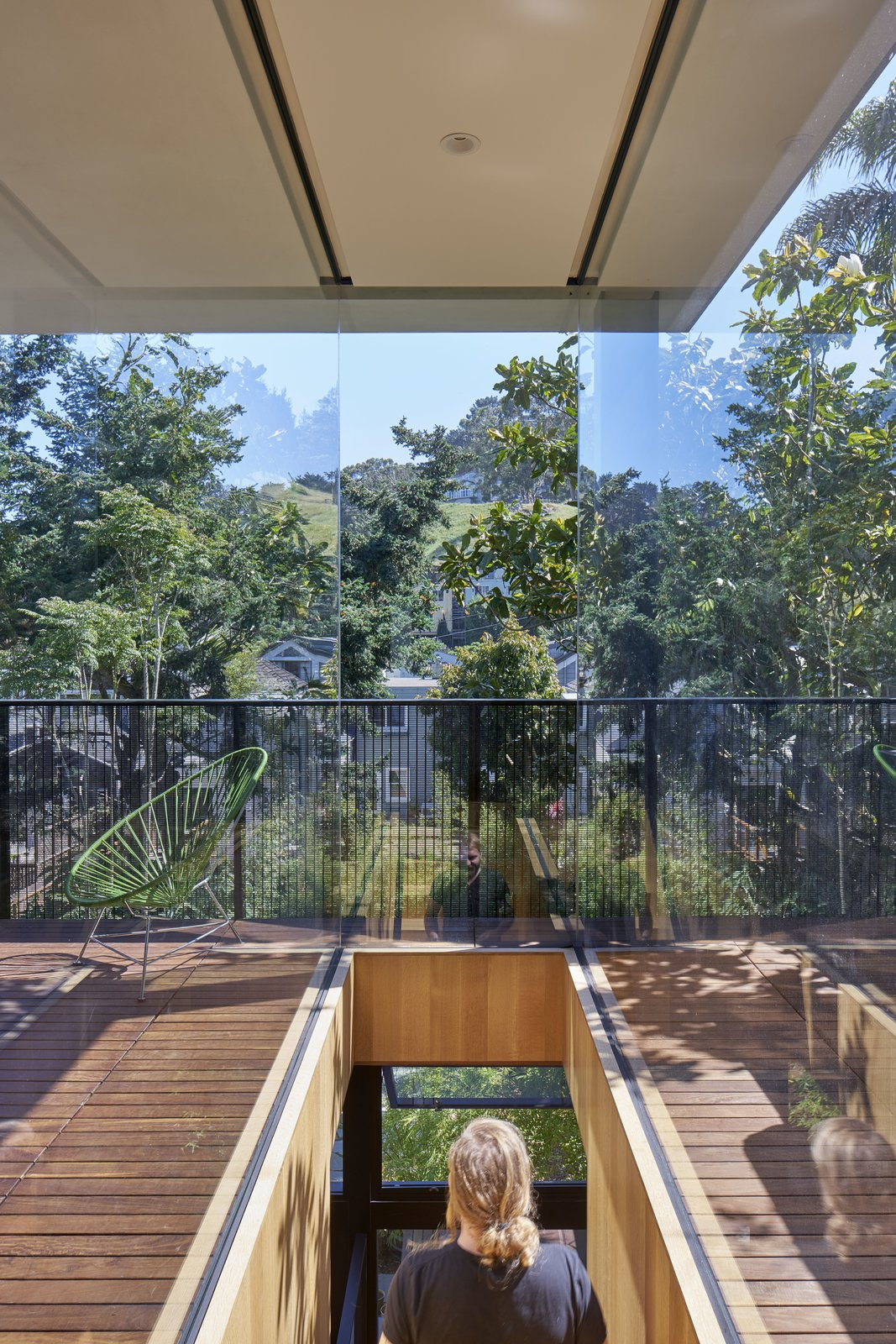 Windows  29th Street Residence by Schwartz and Architecture
