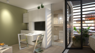 Meet the Prefab Unit That's Smart, Mobile, and Sustainable - Photo 11 of 11 - Coodo 23