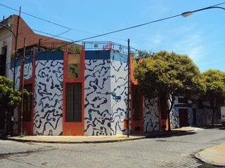 Pasaje Lanín has become a tourist destination in a rapidly gentrifying district of the Argentine capital.
