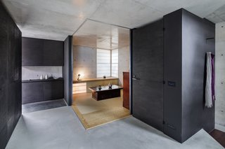 A Concrete Micro-House in Japan Works All the Angles - Photo 10 of 15 -