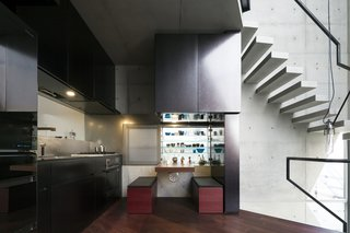 A Concrete Micro-House in Japan Works All the Angles - Photo 6 of 15 -