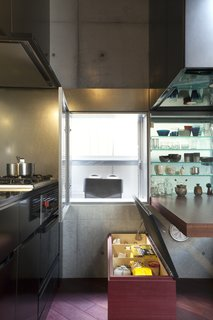 A Concrete Micro-House in Japan Works All the Angles - Photo 7 of 15 -