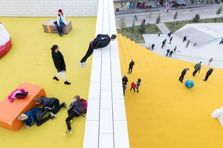Spend an Unforgettable Night in Denmark's New LEGO House - Photo 7 of 9 -