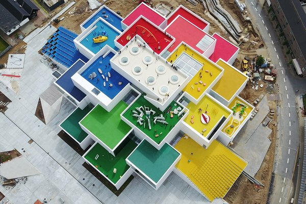 Spend an Unforgettable Night in Denmark's New LEGO House